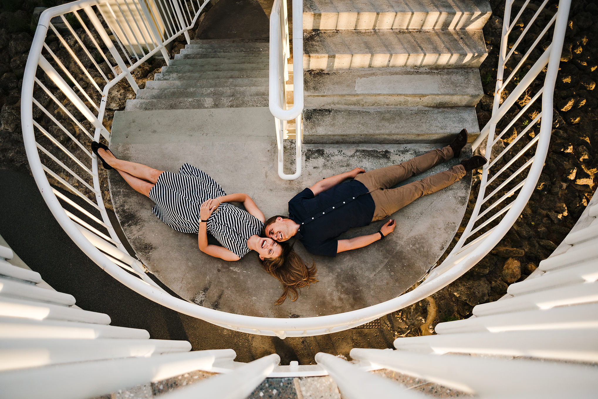 49A couple lying down on stairs perth.JPG