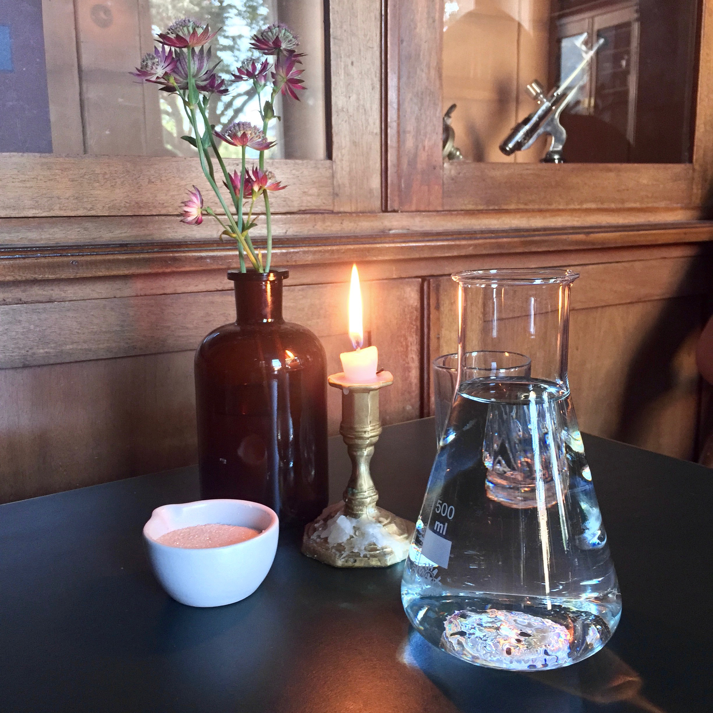 Ora in Kreuzberg was a must for us, recently created in an old pharmacy in the east, this chic coffee shop is open til 4am, with a simple menu but fabulous old school apothecary decor.