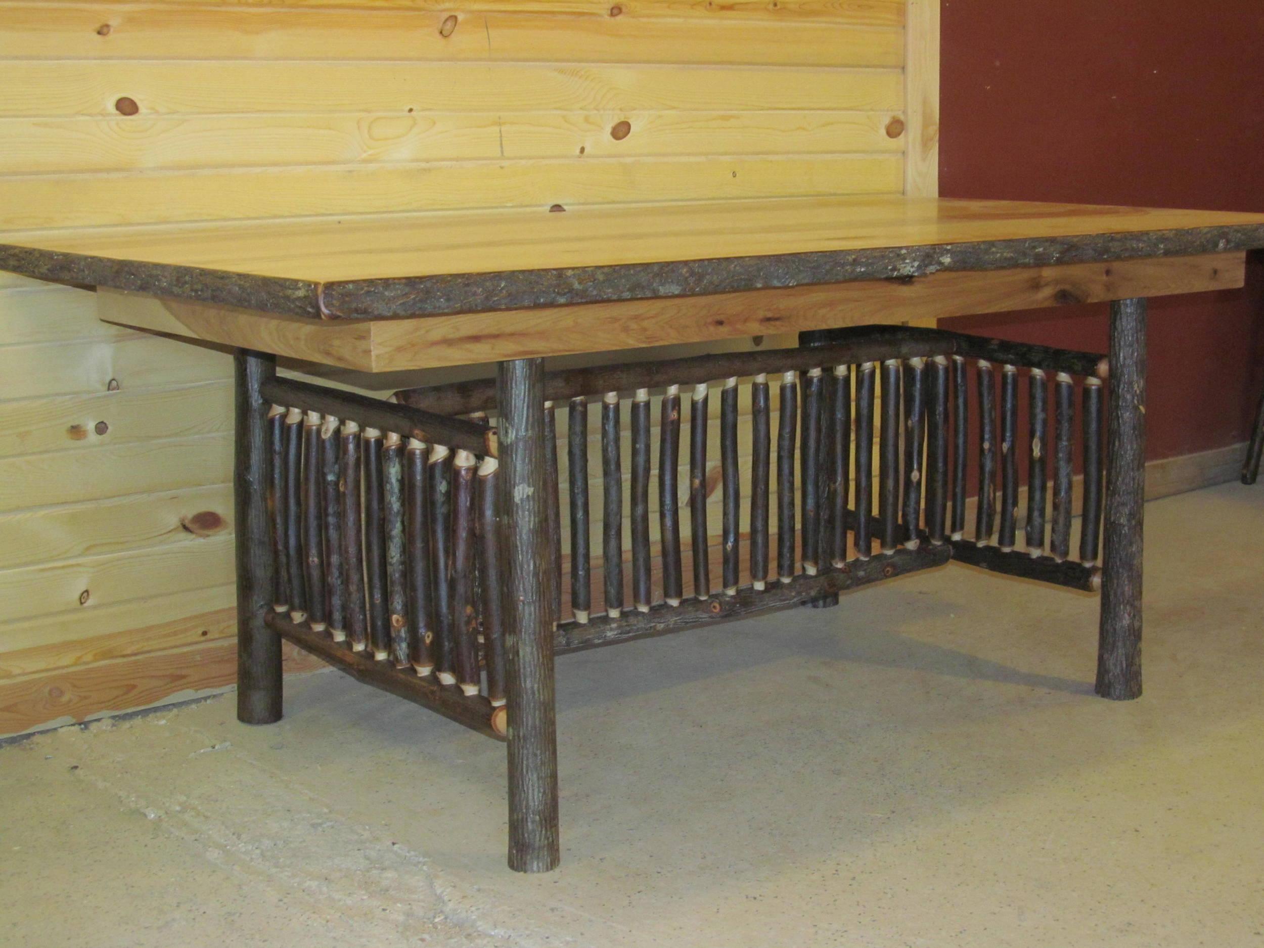 rusticraft hickory restaurant table large.jpg