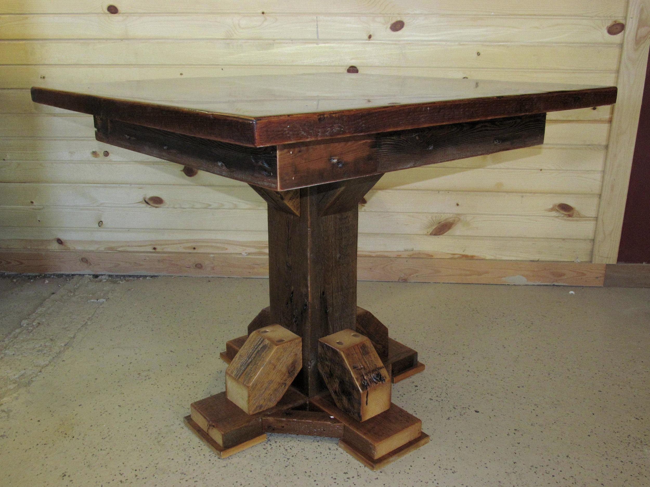 rusticraft small table barnwood.jpg