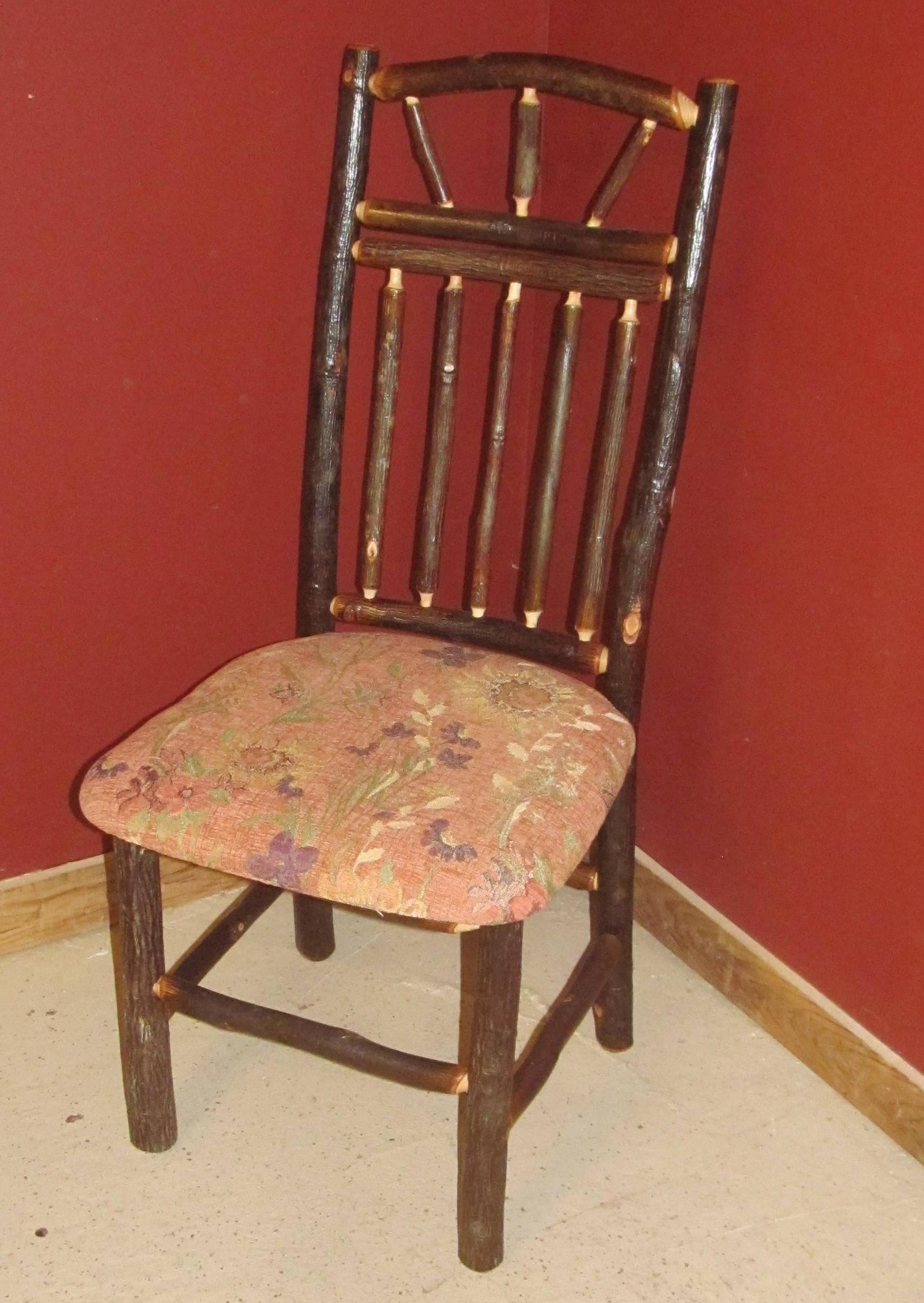rusticraft hickory log restaurant chair.jpg