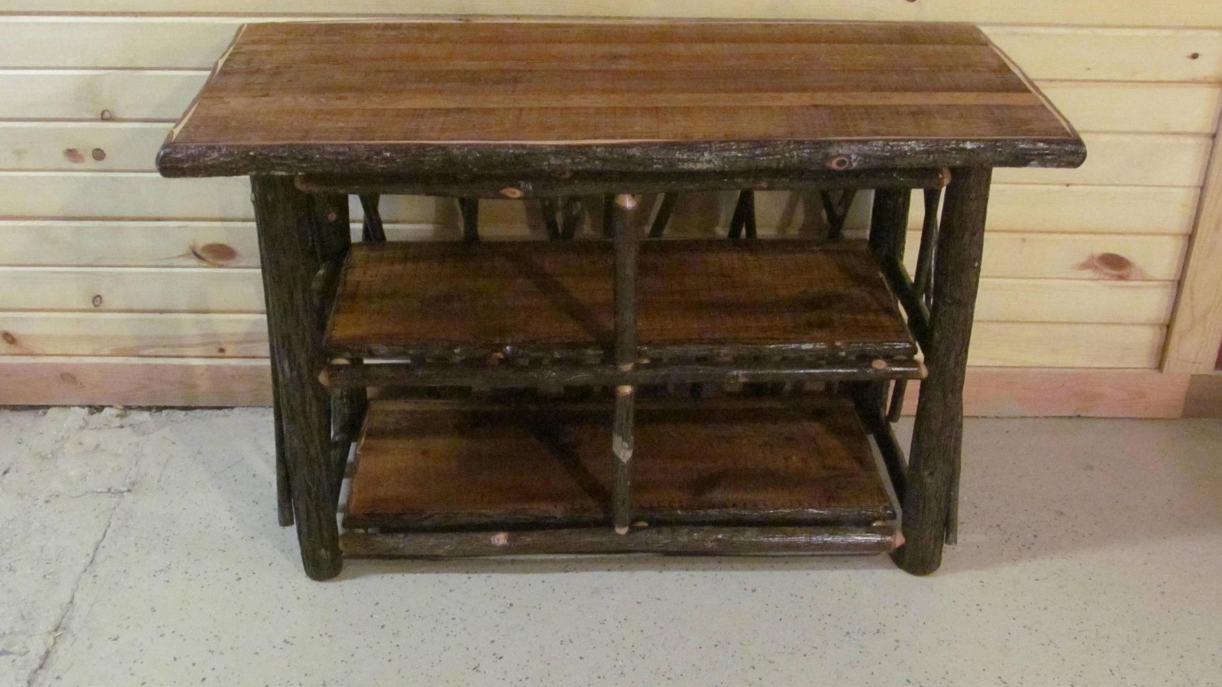 rusticraft hickory shelves.jpg