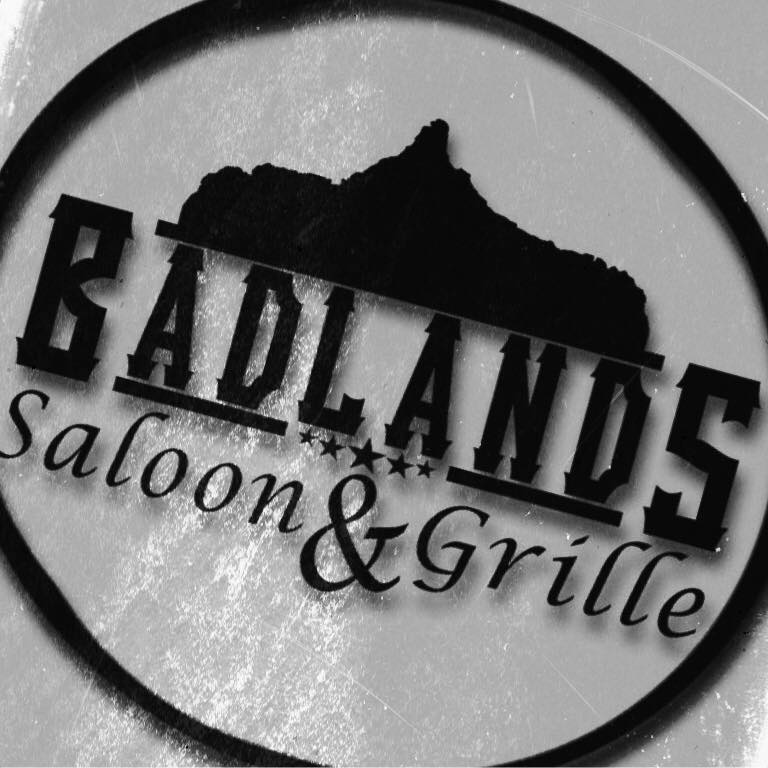 Badlands Saloon Wall, Douth Dakota