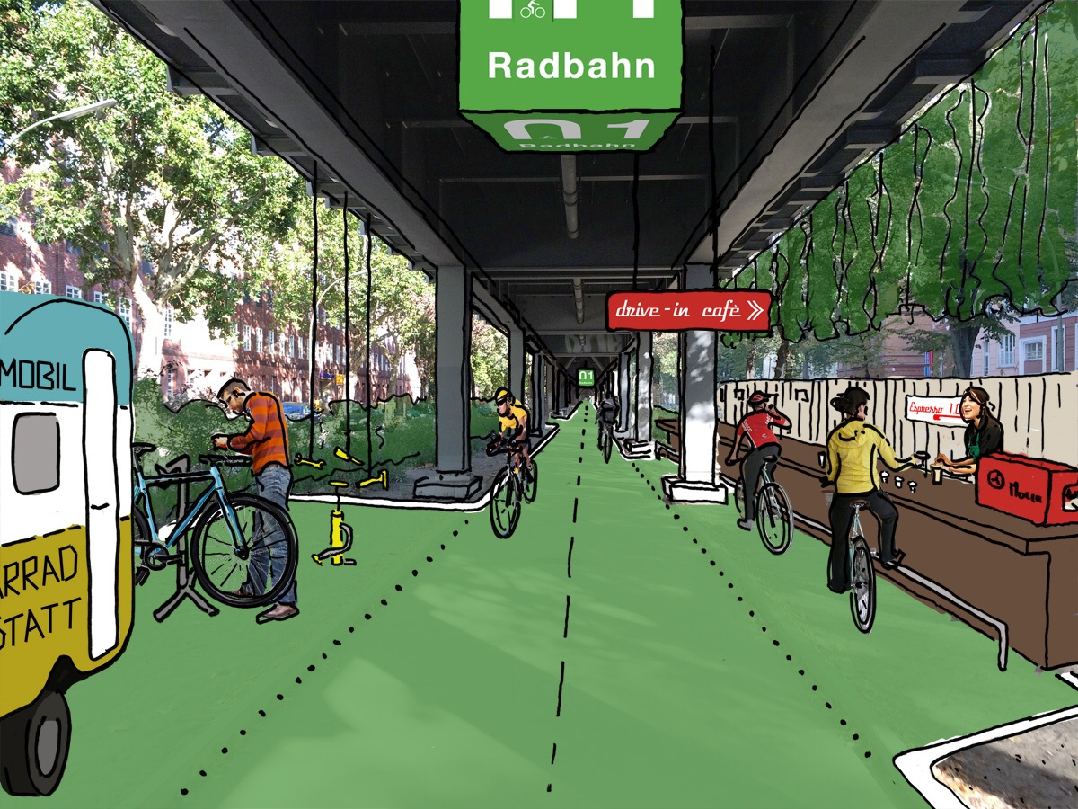 Image source: radbahn.berlin