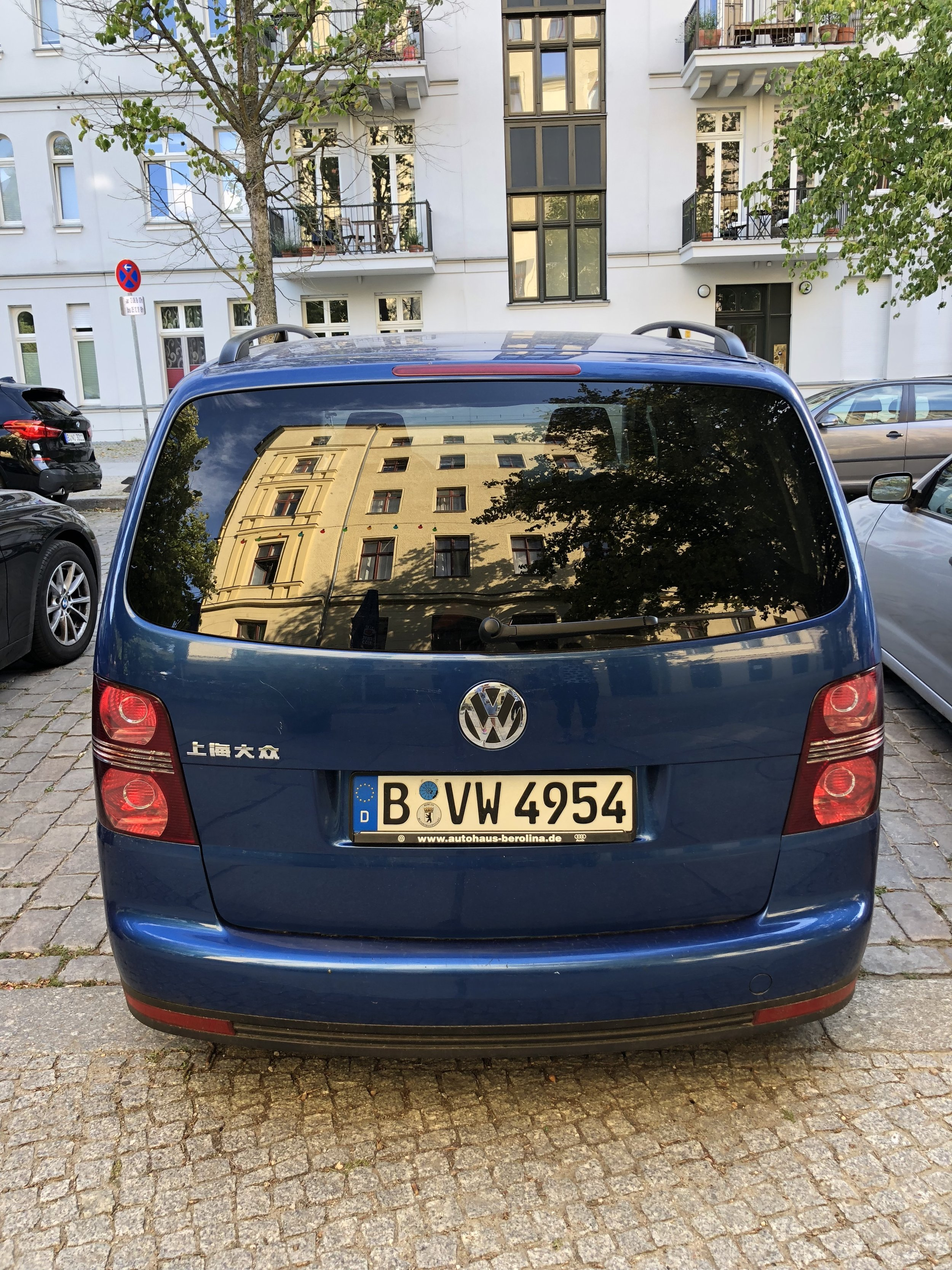A Chinese VW in Germany?