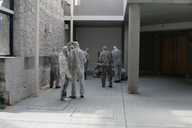 Still from 'The Glass Mountain, 'Szklana Gore', 2008
