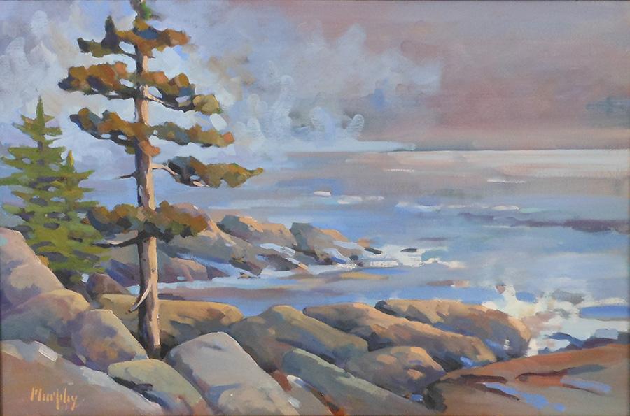 Acadian Sunlight, Acadian Fog