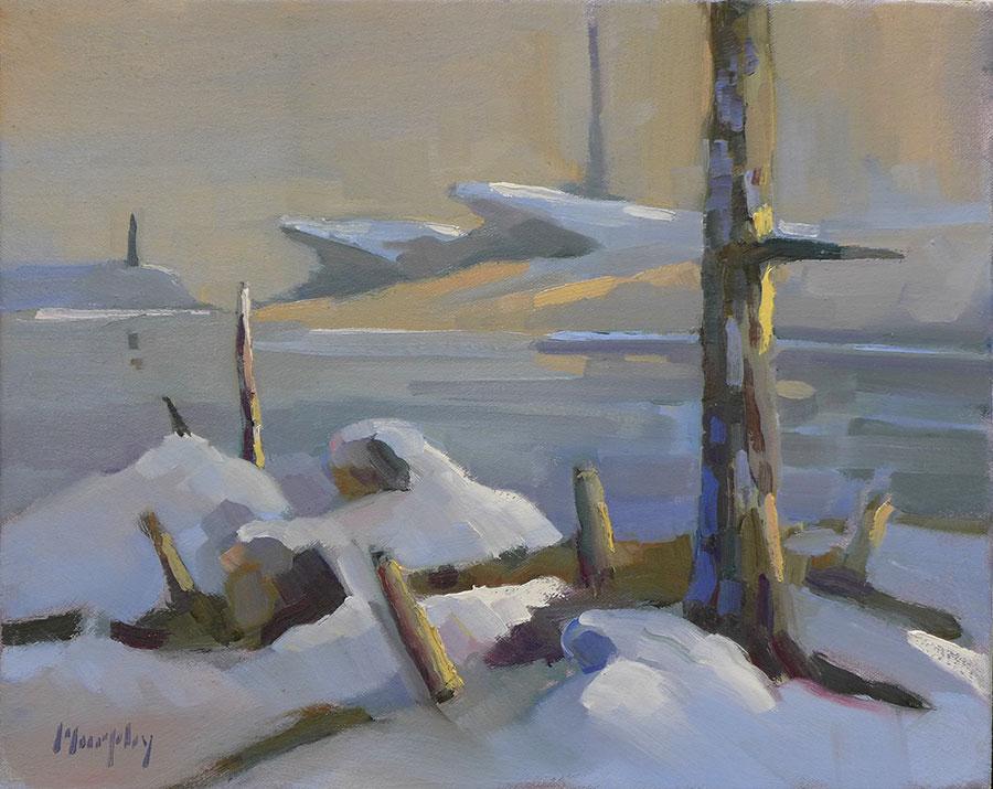 Morning Light, December 26