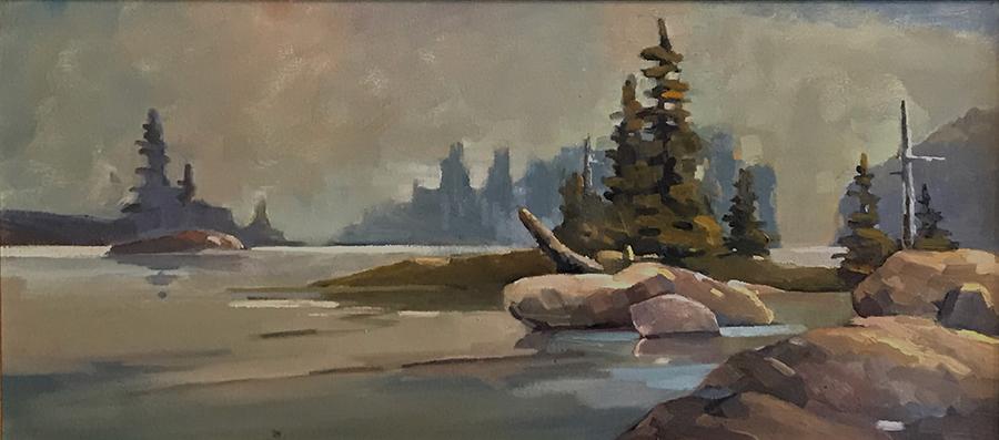 Untitled, Maine Coast