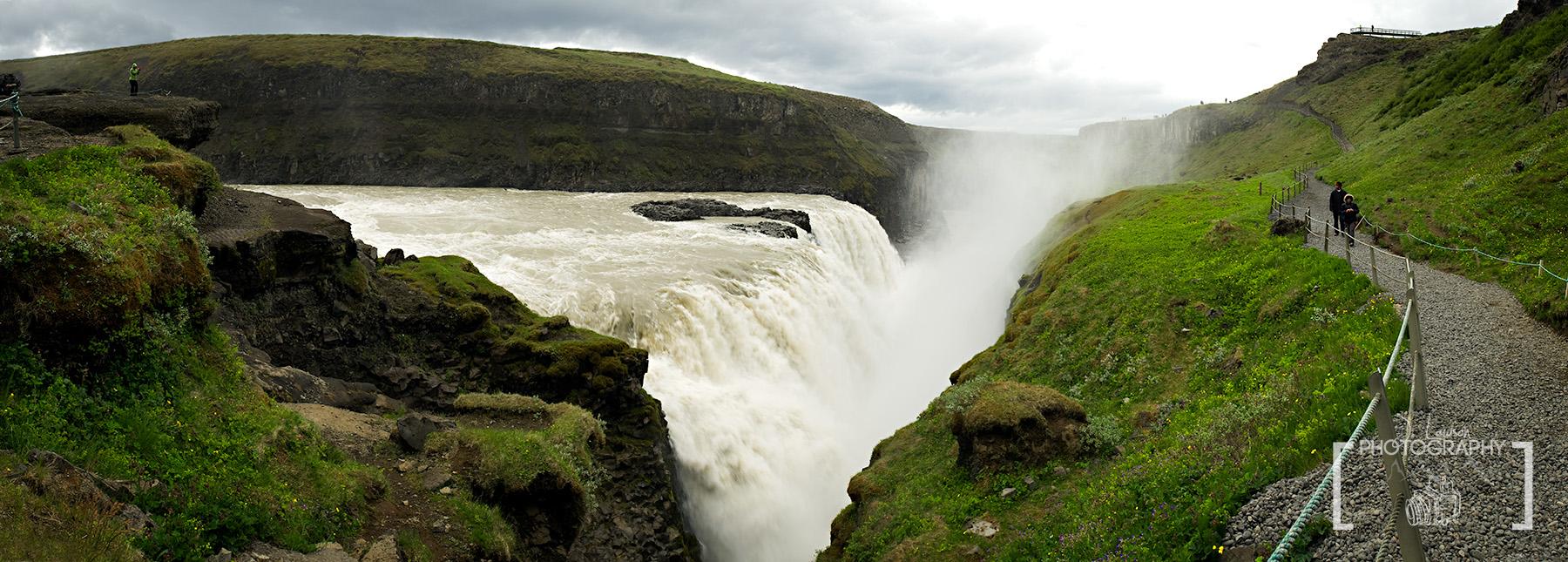 Gullfoss, Iceland. IcelandPhotography, Photo Credit: Jared Lawson