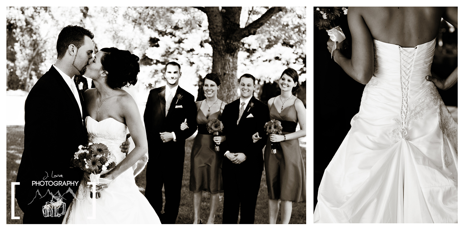 Questions Every Photographer Should Ask His Bride. Photo Credit: Jared Lawson Photography