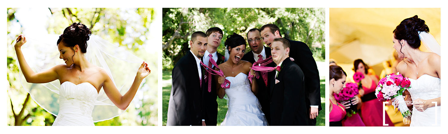 Wedding Photography - Questions Photographer's Should Ask Their Bride. Photo Credit: Jared Lawson Photography