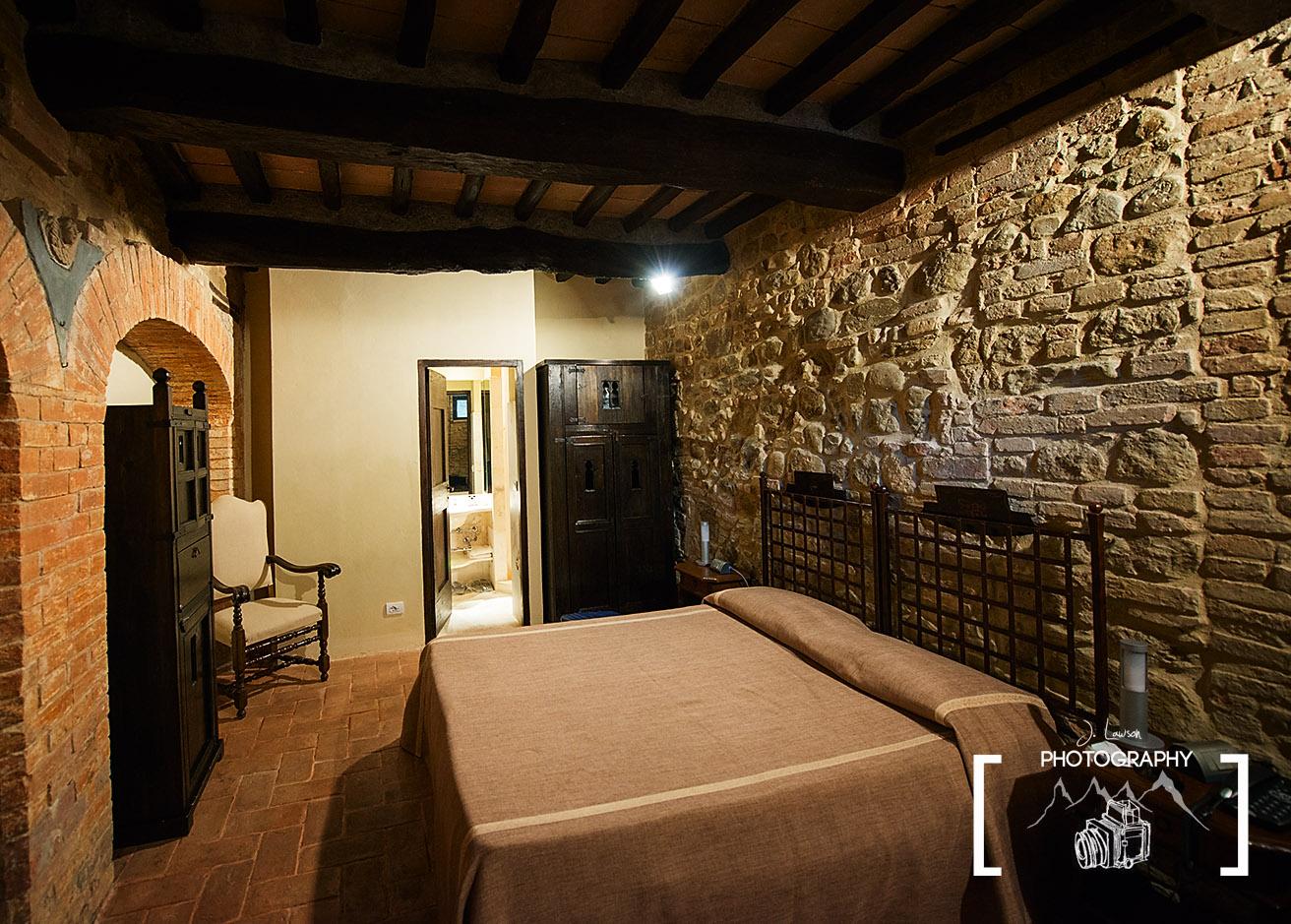 Castello di Monterone, Perugia, Italy.