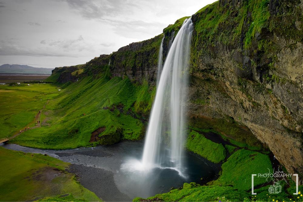 Seljalandsfoss, Iceland. Photo Credit: Jared Lawson Photography