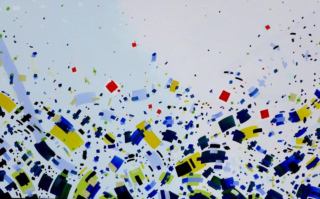 I-Jurgen Tarrasch, From the series Relieve, 2011, 50x80in, own tech on canvas..JPG