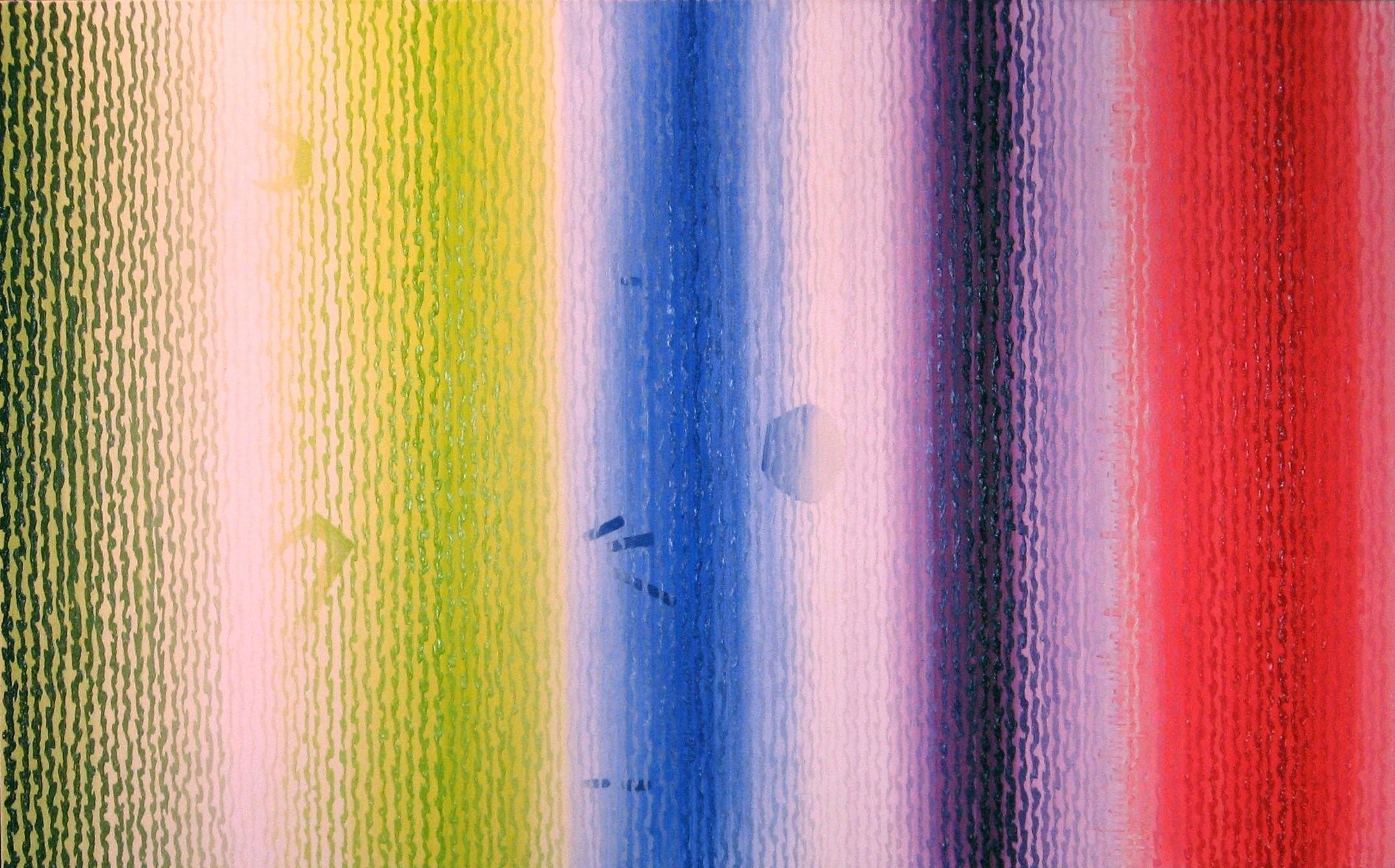 Jurgen Tarrasch, Sequences, 2007-2008, oil on canvas, 50x80 in..JPG