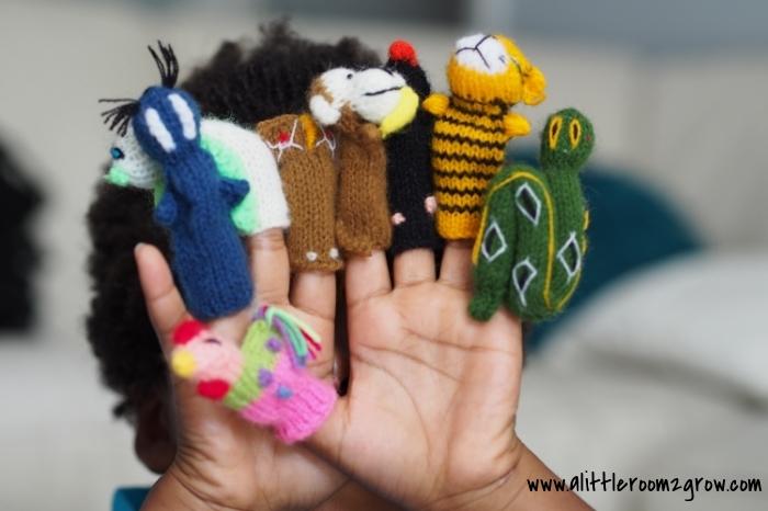 finger puppetts