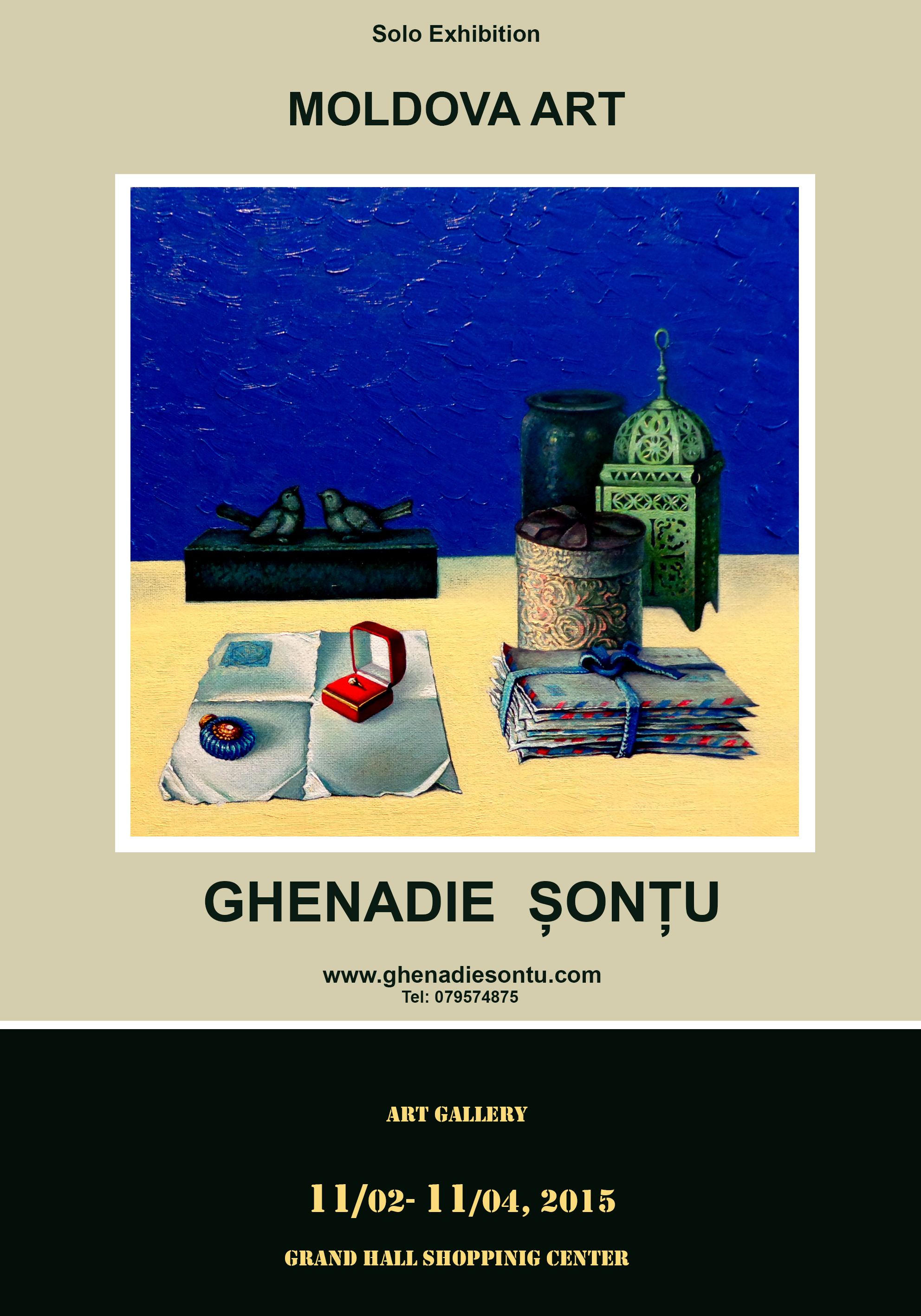 Poster Ghenadie Sontu Art Exhibition Grand Hall 2015.jpg