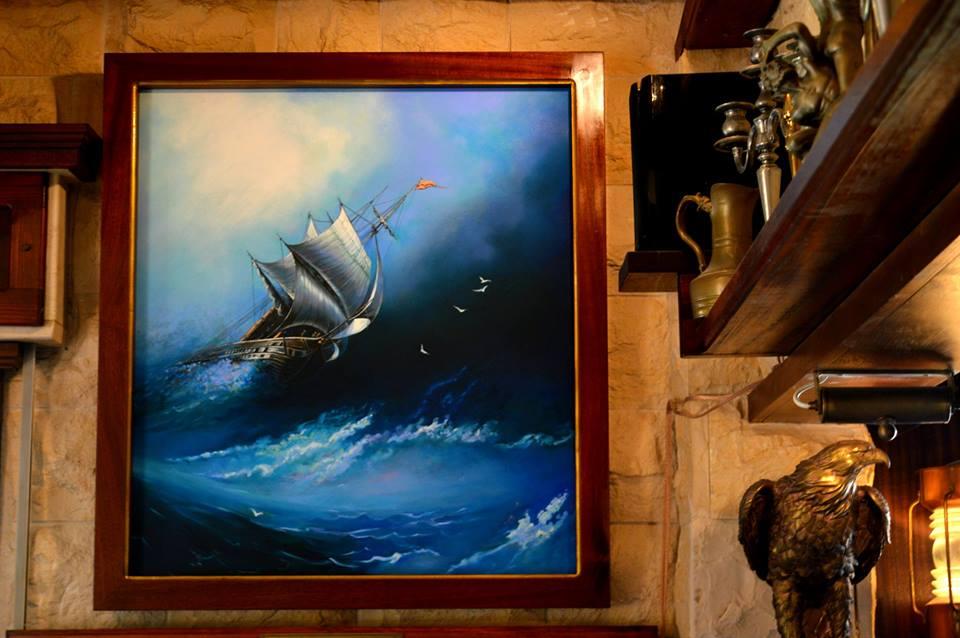 Ivan Aivazovsky paintings, copy by Ghenadie Sontu (1).jpg