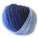 Reggae Ombre is a worsted weight, 100% merino wool yarn with a truly unique construction!