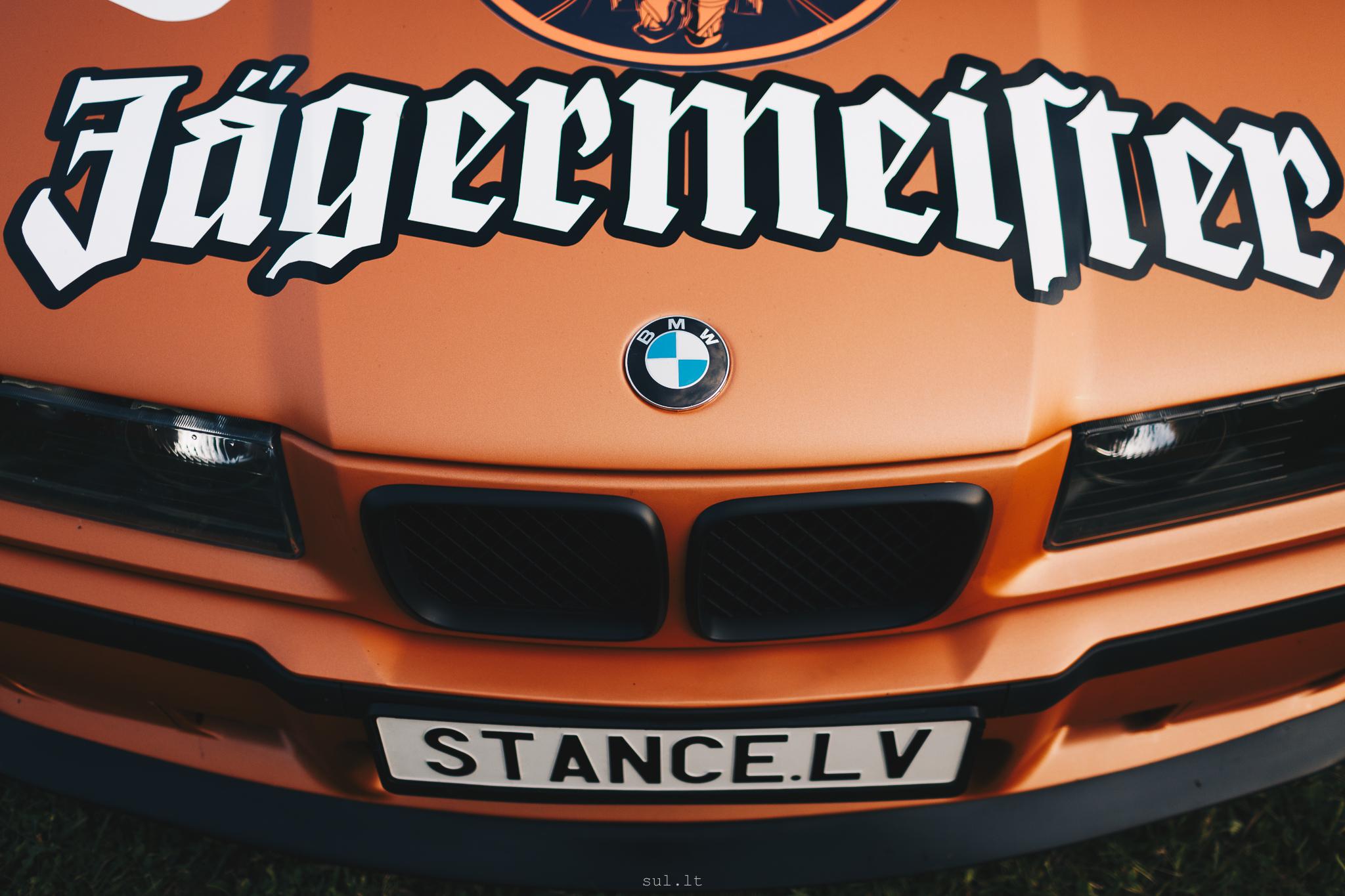 BMW e36 Jagermeister