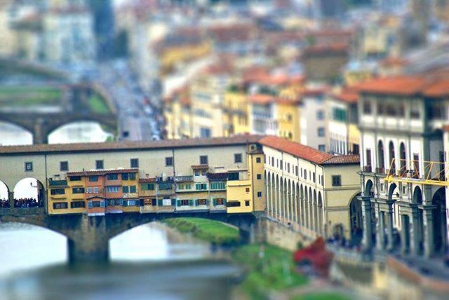 Tuscan tilt-shift circa 2012