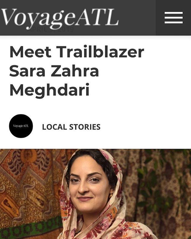 http://voyageatl.com/interview/meet-trailblazer-sara-zahra-meghdari/