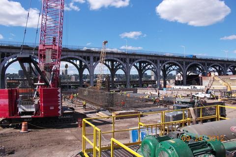 Columbia University, NYC - Phase II (EE Cruz & Co./Tully/Nicholson Jv.) - LEED Project