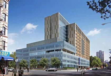 Gouverneur Hospital, NYC (Hunter Roberts Construction Group, AWL Industries, J. Petrocelli Contracting, Inc.)