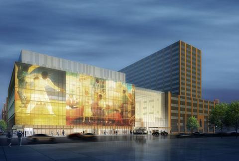 Harlem Hospital, NYC (TDX Construction Corp.) LEED Project