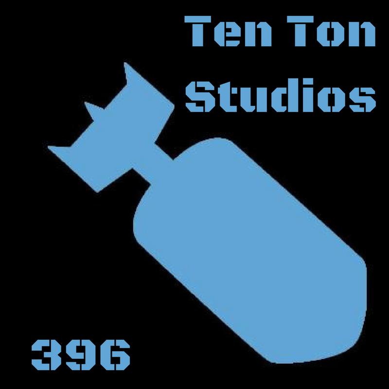 Ten Ton Studios Logo