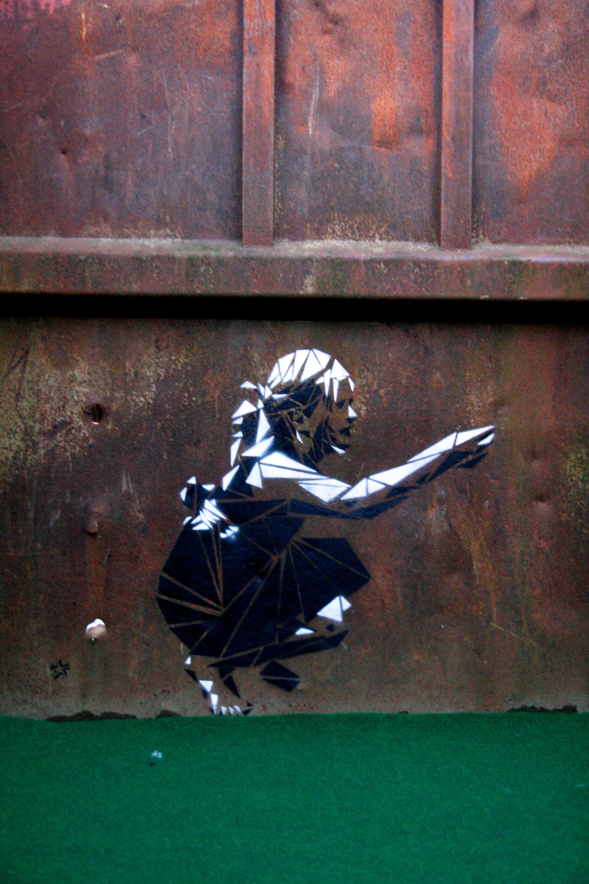 Stencil av Argus