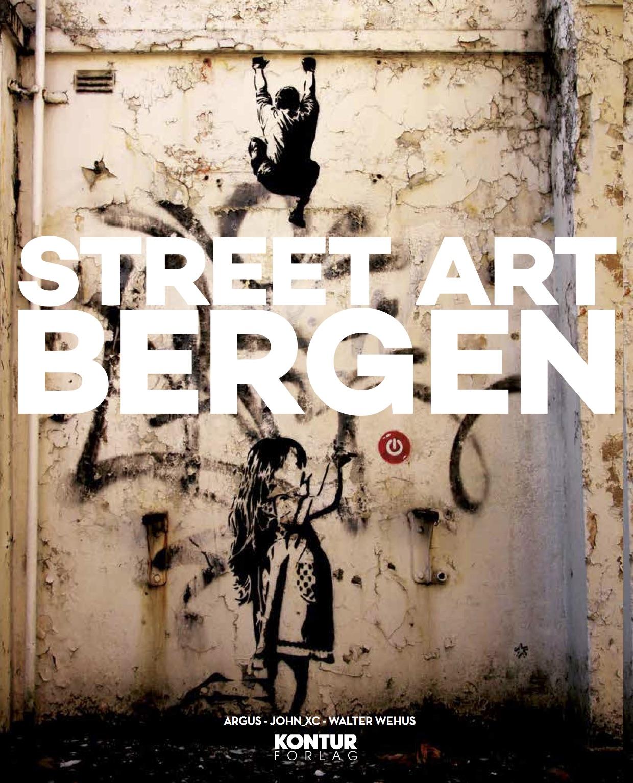 Alt om oppblomstringen av Bergen som Nordens gatekunsthovedstad, fortalt av kunstnerne selv.    Bestill fra Kontur Forlag.