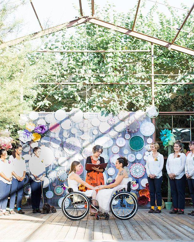 One of my favorite weddings this year. Blog coming soon! #losangeles #weddings #adawedding #samesexwedding