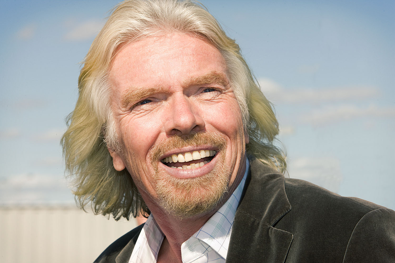 Wonder if Rich would have a problem calling himself an entrepreneur?