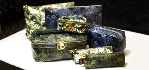 House of Hackney fabulous 'Palmeral' print washbag collection