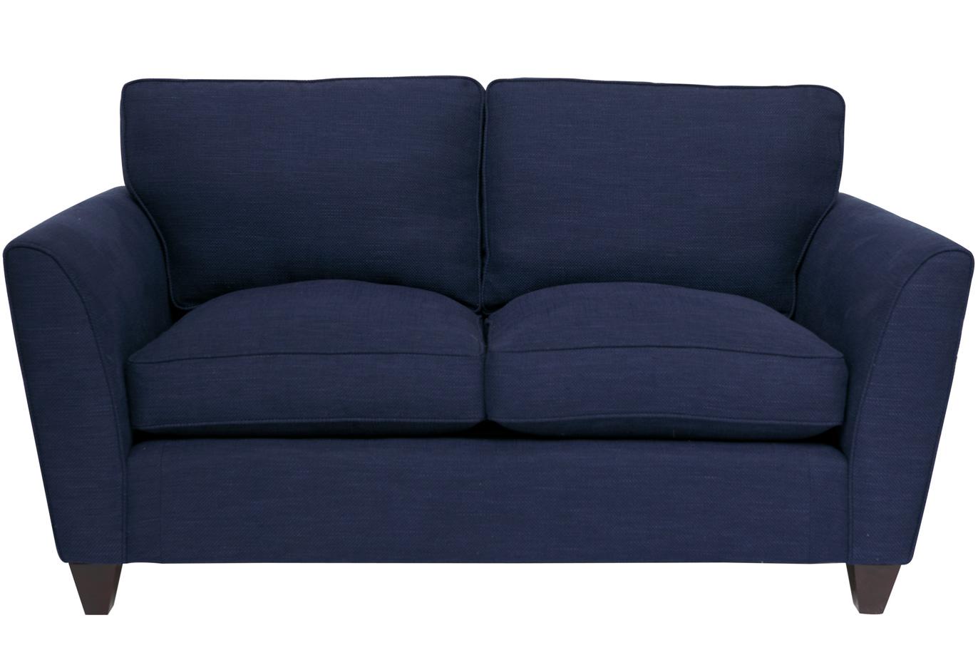 Laura Ashley's 'Ashton' 2 seater Sofa in Dalton midnight is just £630.