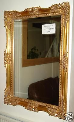 Gilt framed mirror from eBay seller Cotswold Mirrors. £169