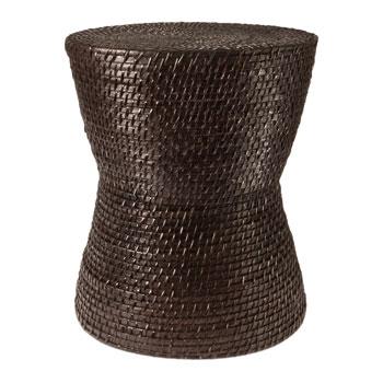 Bamboo stool, Zara home, £39.99