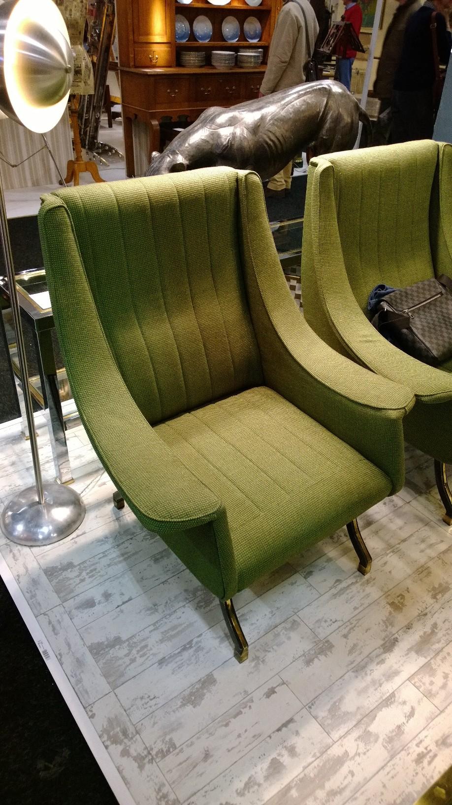 Mid Century Danish armchairs