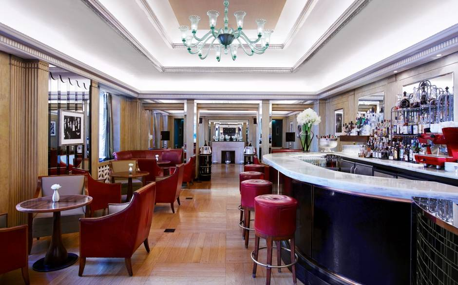 Claridge's Bar, Mayfair