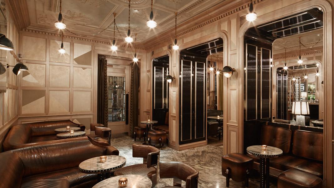 The Connaught Bar, London