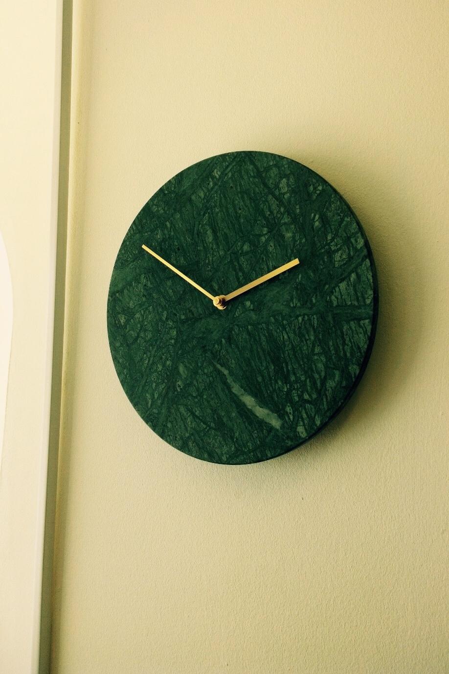 midcentury clock