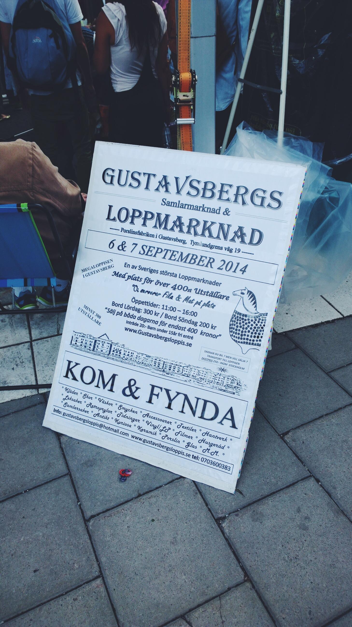 stockholm flea market