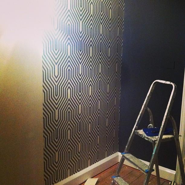 osborne and little minaret wallpaper
