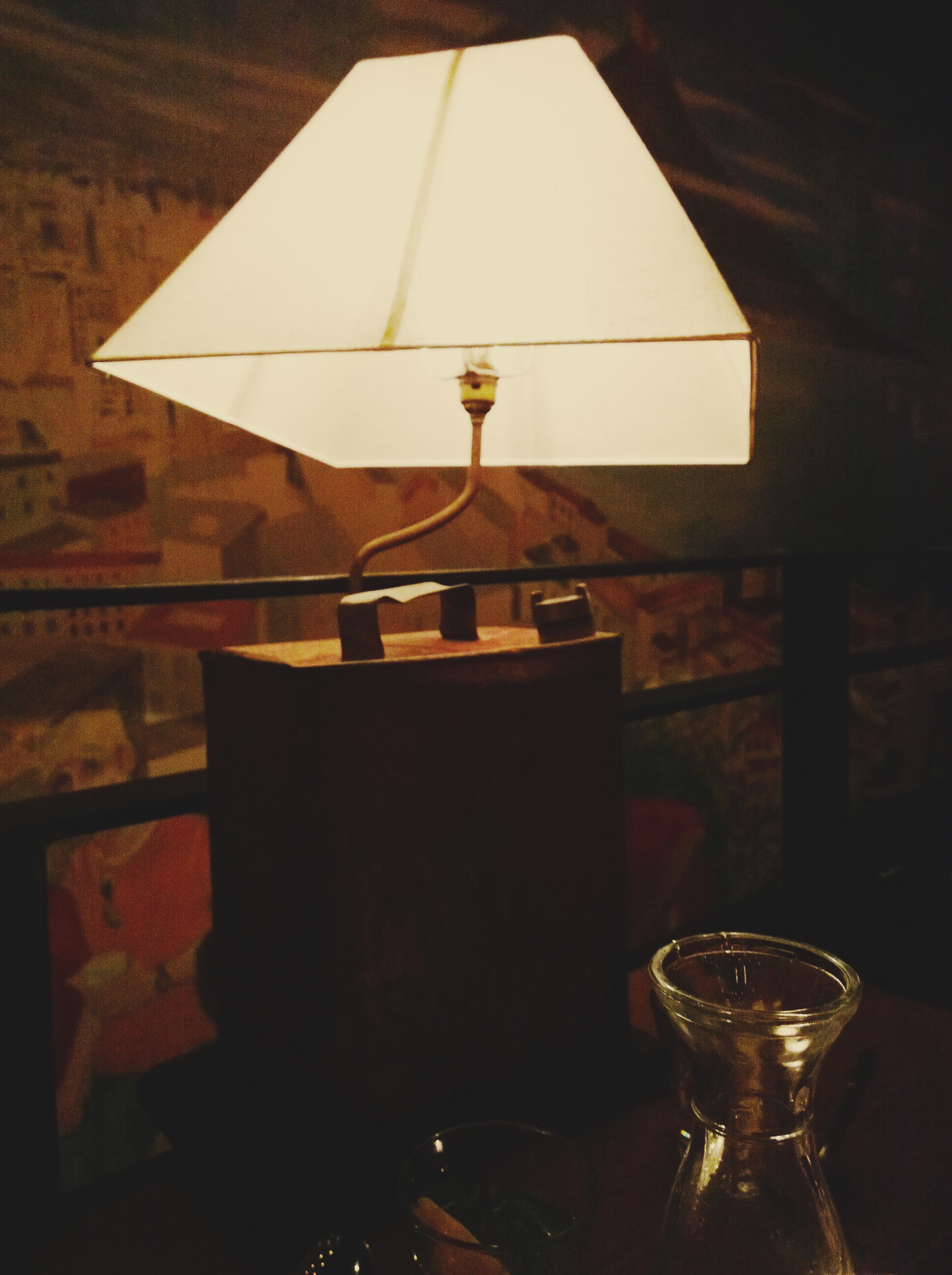 upcycled lamp petrol can