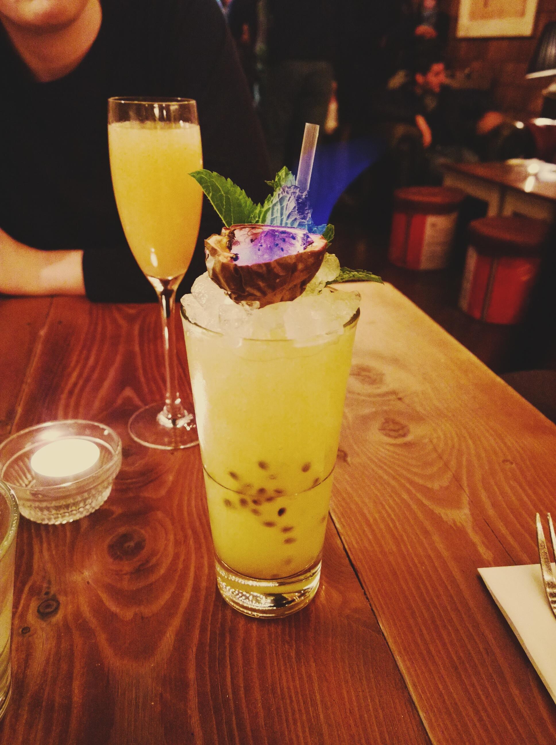 Bsoho cocktails big break