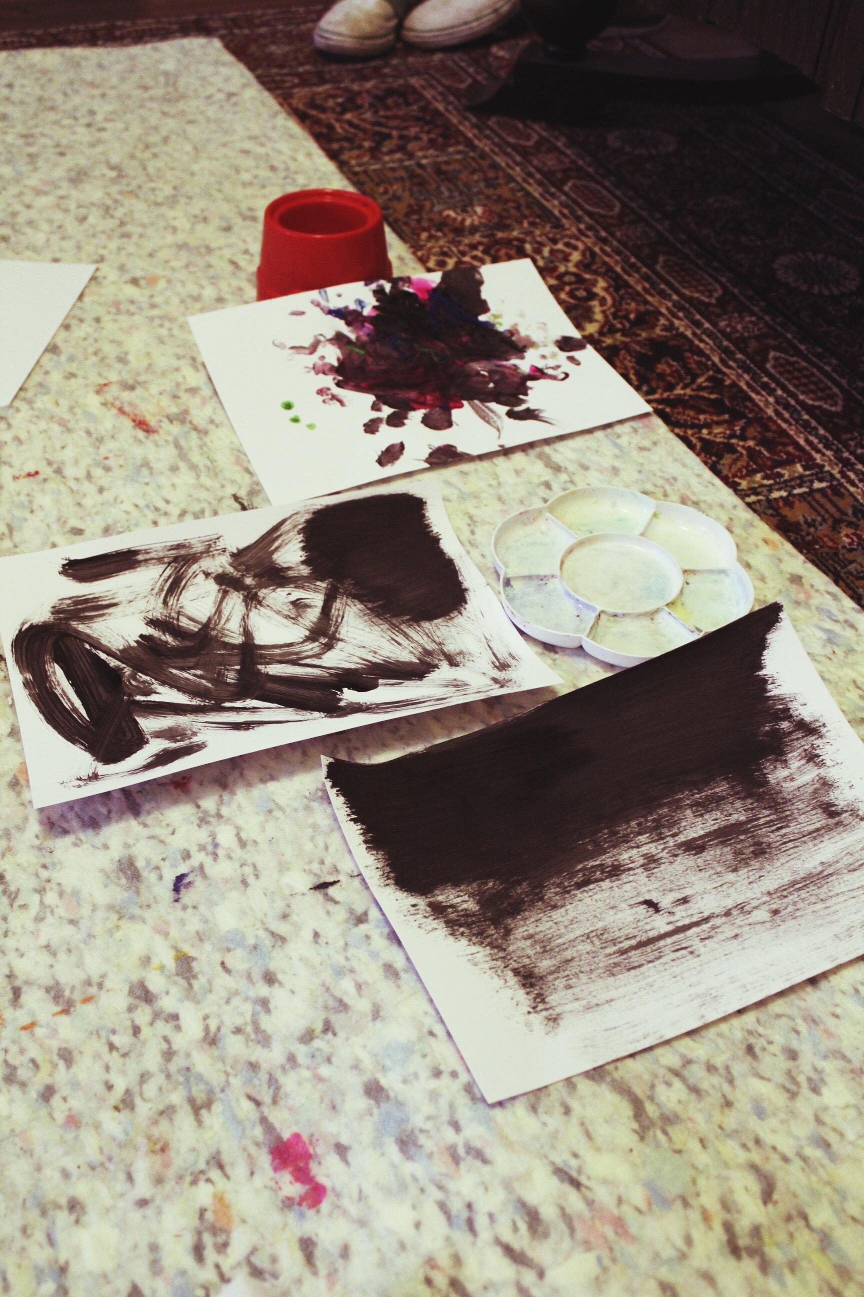 art like franz kline