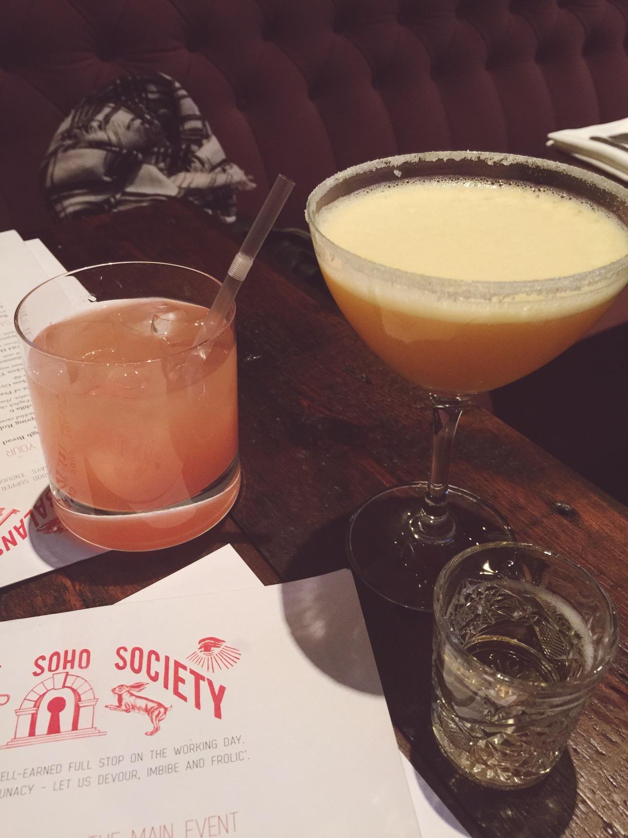 balans cocktails
