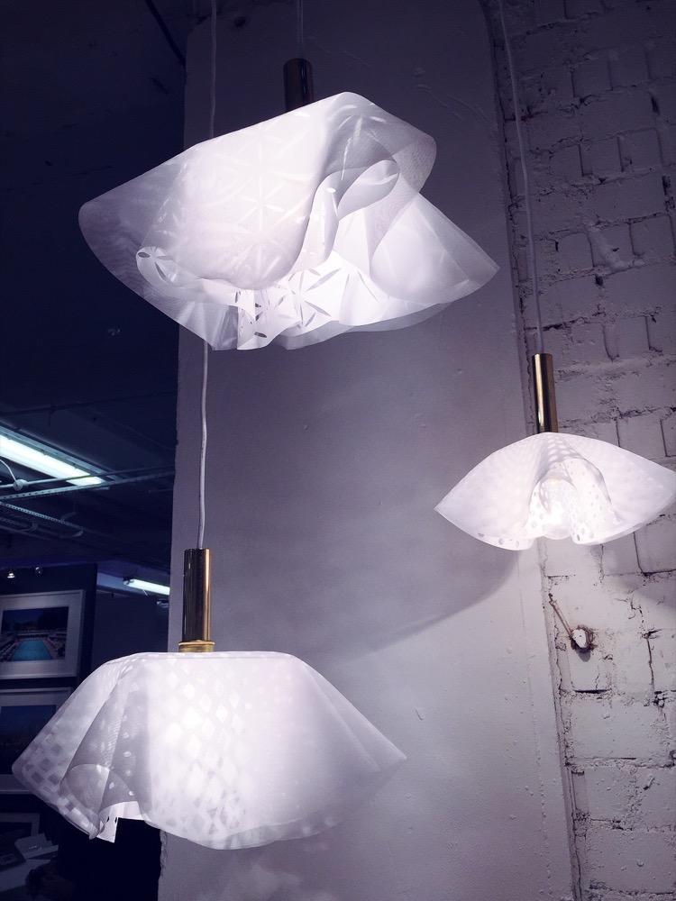Rive Roshan Wayang lights